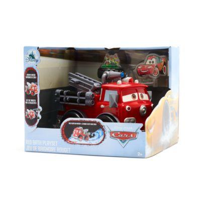 Disney Store - Disney Pixar Cars - Red - Badespielzeugset