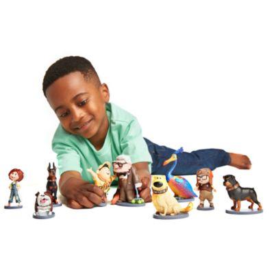 Disney Store Up Deluxe Figurine Playset