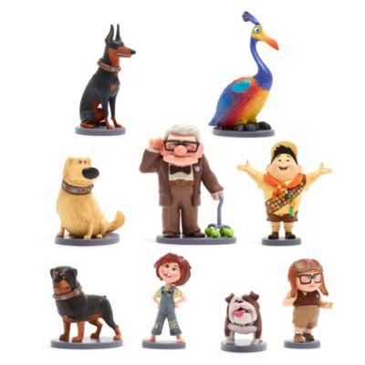 Set da gioco personaggi deluxe Up Disney Store