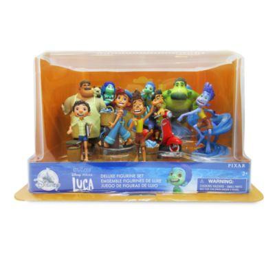 Disney Store Luca Deluxe Figurine Playset