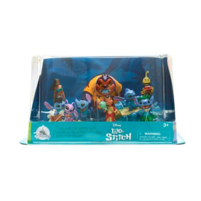 Disney Store Coffret deluxe de figurines Lilo et Stitch