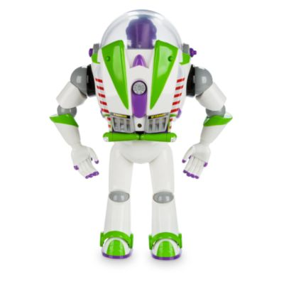 Action figure parlante Buzz Lightyear Disney Store