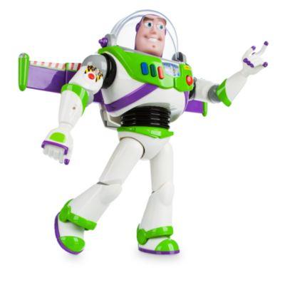 Figura de acción con voz Buzz Lightyear, Disney Store