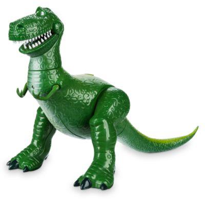 Figura de acción con voz Rex, Disney Store