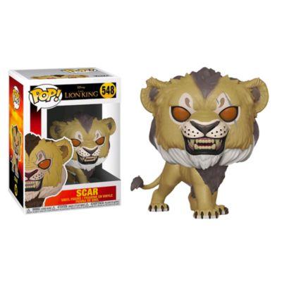 Figura vinilo Pop! Scar, El Rey León, Funko