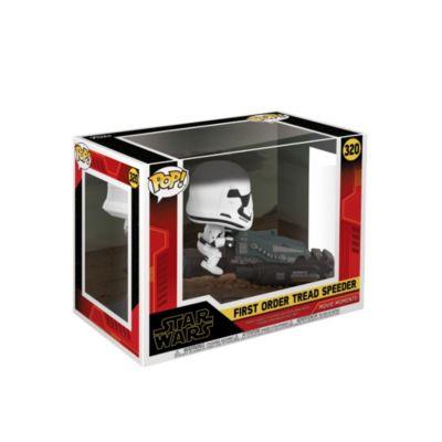 Funko Figurine Scout Trooper avec motojet Pop! en vinyle, Star Wars
