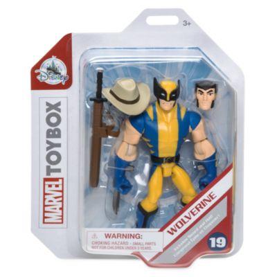 Disney Store Marvel Toybox Wolverine Action Figure