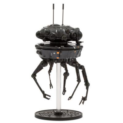 Disney Store Imperial Probe Droid Elite Series Die-Cast Action Figure