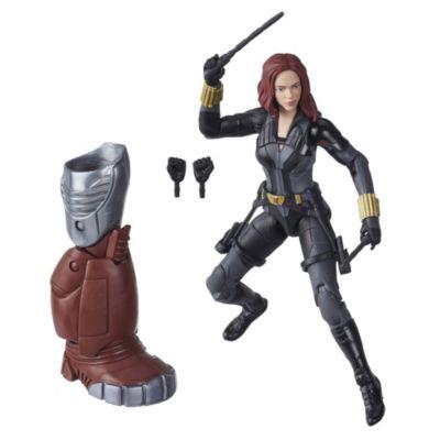 Hasbro - Marvel Legends Series - Black Widow - ca. 15cm große Actionfigur
