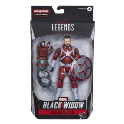 Hasbro Figurine Red Guardian articulée15cm, Marvel Legends Series