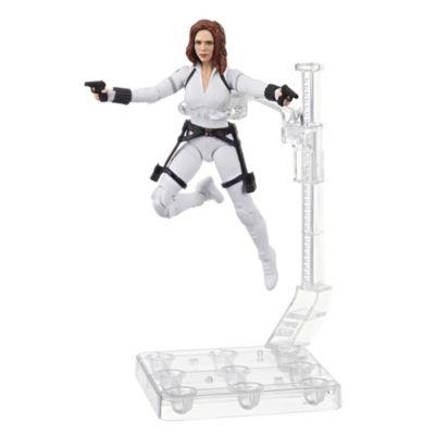 Hasbro Figurine Black Widow deluxe15cm, Marvel Legends Series