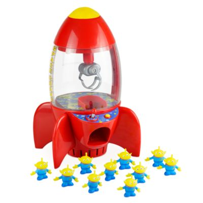 Disney Store Pizza Planet Space Crane, Toy Story