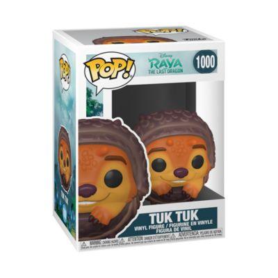 Funko Figurine Tuk Tuk Pop!en vinyle, Raya et le Dernier Dragon