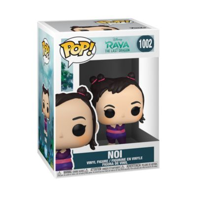 Funko Figurine Noi Pop!en vinyle, Raya et le Dernier Dragon