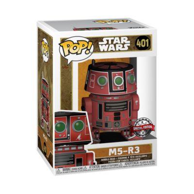 Personaggio in vinile M5-R3 edizione speciale serie Pop! di Funko, Star Wars