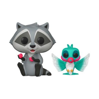 Funko Figurines exclusives Meeko et Flit Pop! en vinyle, Pocahontas