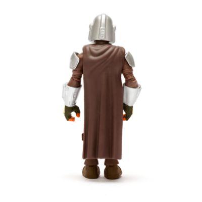 Coppia di action figure Il Mandaloriano e Il Bambino Star Wars Toybox Disney Store