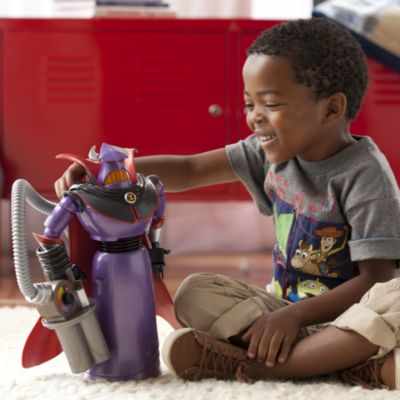 Disney Store Zurg Interactive Talking Action Figure, Toy Story