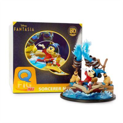 Quantum Mechanix Mickey Mouse Sorcerer's Apprentice Q-Fig Figurine