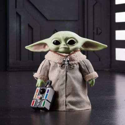 Exclusive Mattel The Child Real Moves Soft Toy, Star Wars