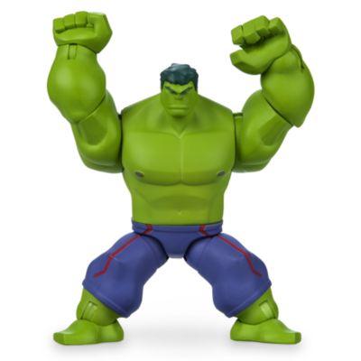 Action Figure Hulk, Marvel Toybox