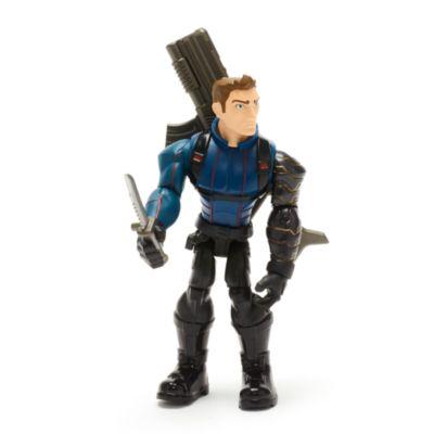 Disney Store Marvel Toybox Winter Soldier Action Figure