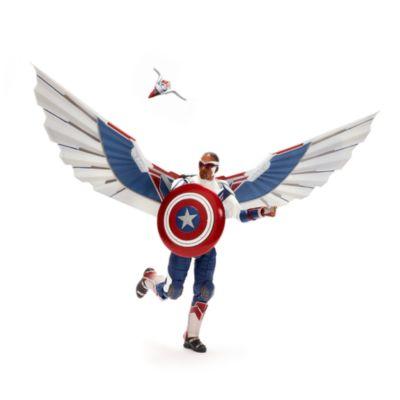 Marvel Select Figurine Captain America articulée collector