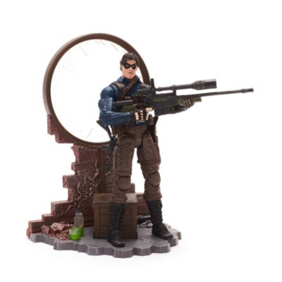 Marvel Select Winter Soldier Collector's Edition Action Figure