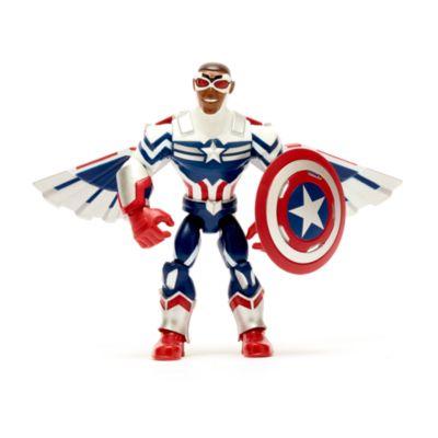 Muñeco acción Capitán América, Marvel Toybox, Disney Store
