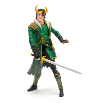 Marvel Select - Loki - Collector's Edition Actionfigur