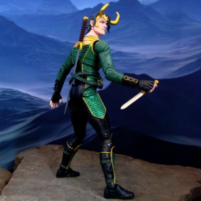 Marvel Select Loki Collector's Edition Action Figure