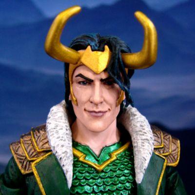 Marvel Select muñeco acción Loki, edición coleccionista