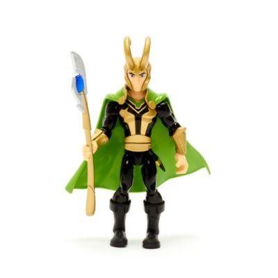 Action figure Loki Marvel Toybox Disney Store