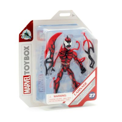 Action figure Carnage Marvel Toybox Disney Store