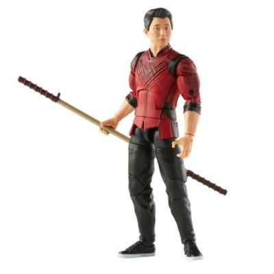 Hasbro, figura acción Shang-Chi, serie Marvel Legends (15cm)
