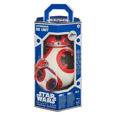 Hasbro - Hyperdrive BB Droide - Interaktives Spielzeug mit Fernbedienung