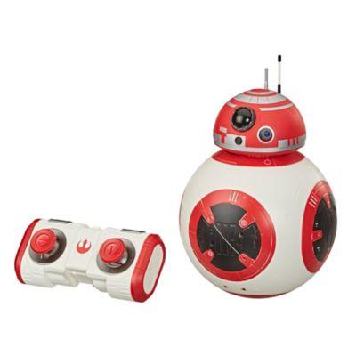 Droide BB giocattolo interattivo telecomandato con iperguida Hasbro