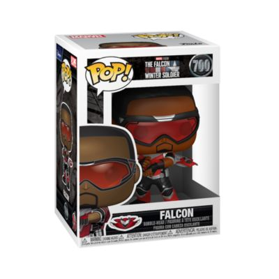 Funko Figurine Faucon Pop!en vinyle, Faucon et le Soldat de l'hiver