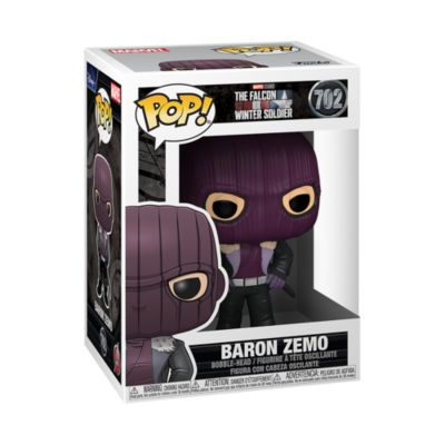 Funko Baron Zemo Pop! Vinyl Figure, The Falcon and The Winter Soldier