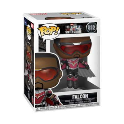 Funko Pop! figura vinilo Falcon, Falcon y el Soldado de Invierno