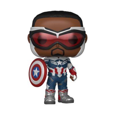 Funko Captain America Pop! Vinyl Figure, The Falcon and The Winter Soldier