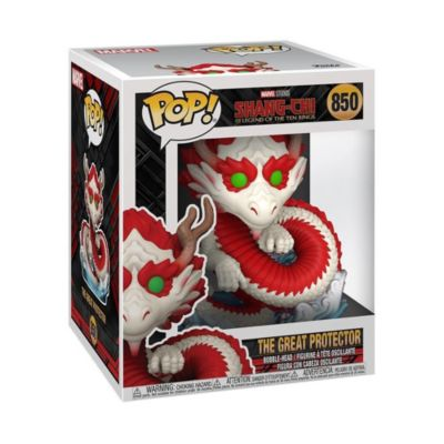 Funko The Great Protector 6'' Pop! Vinyl Figure, Shang-Chi and the Legend of the Ten Rings