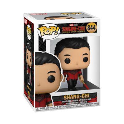 Funko Figurine Pop! Shang-Chi (Position de combat)en vinyle, Shang-Chi et la Légende des Dix Anneaux