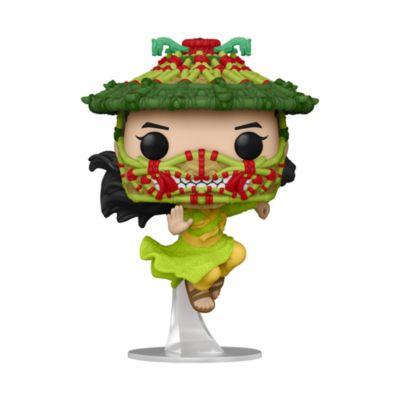 Funko Pop! figura vinilo Jiang Li, Shang-Chi y la leyenda de los Diez Anillos
