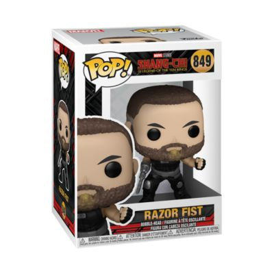 Funko Razor Fist Pop! Vinyl Figure, Shang-Chi and the Legend of the Ten Rings