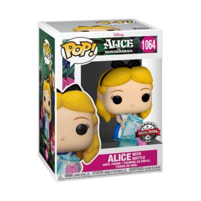 Personaggio Alice con bottiglietta in esclusiva Funko Pop! Vinyl