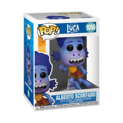 Funko Figurine Pop! Alberto Scorfano en vinyle, Luca