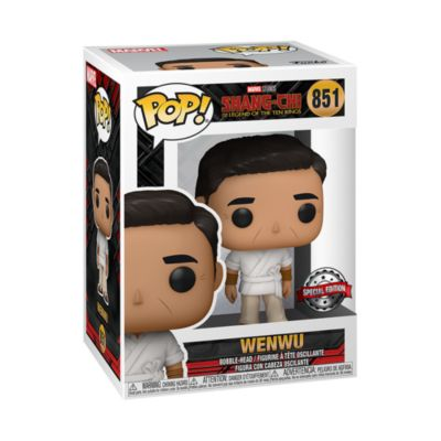 Funko - Shang-Chi and the Legend of the Ten Rings - Wenwu - Special Edition Pop! Vinylfigur