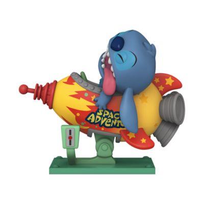 Funko Stitch in Rocket Pop! Vinyl Figure, Lilo and Stitch