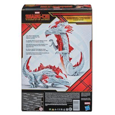 Hasbro - Shang-Chi and the Legend of the Ten Rings - Der große Beschützer - Drachen Actionfigur